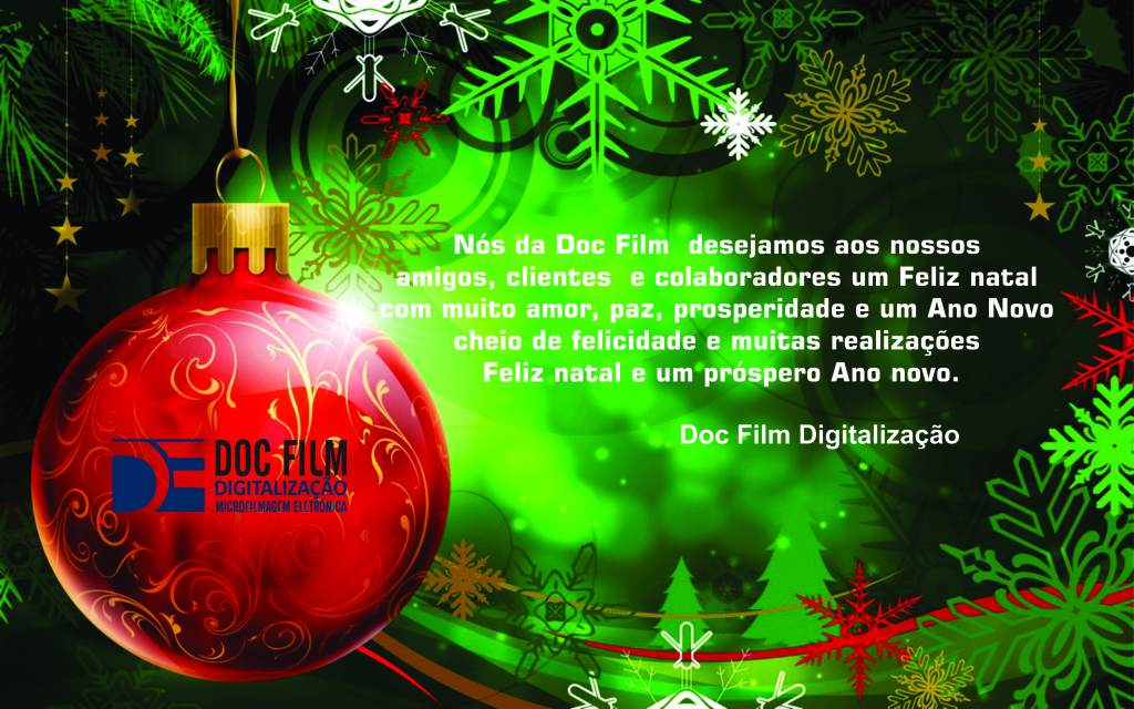 CARTAO DE NATAL - DOC FILM