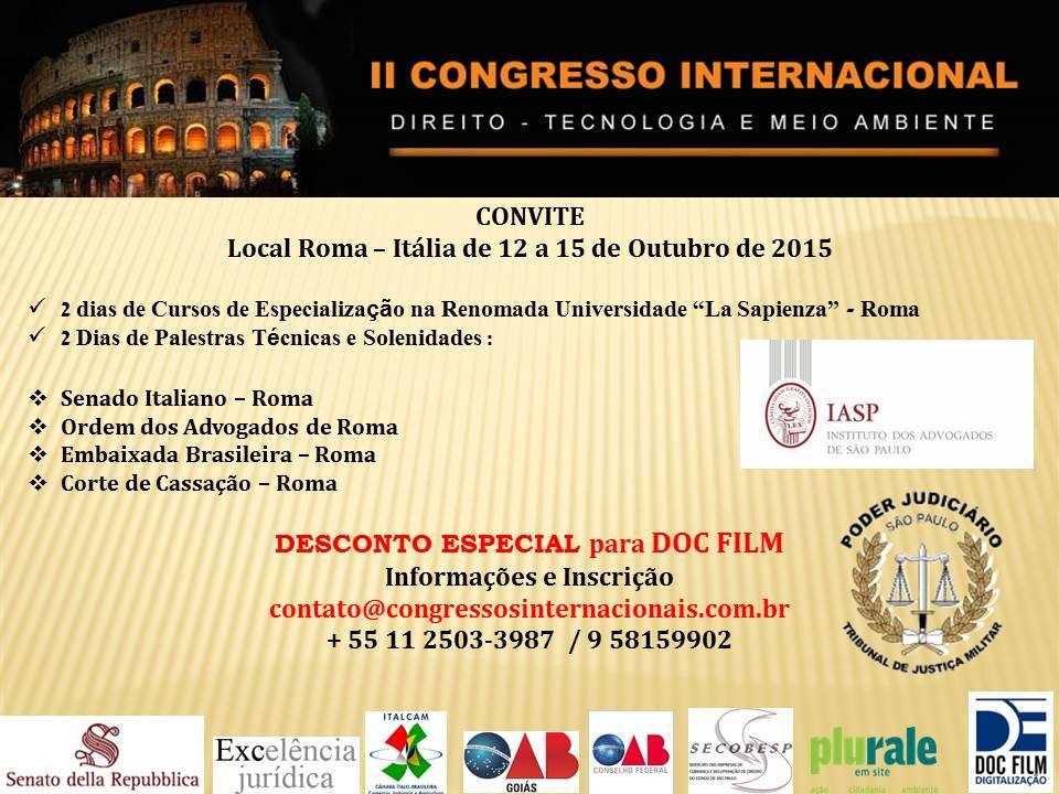 convite CONGRESSO DOC FILM